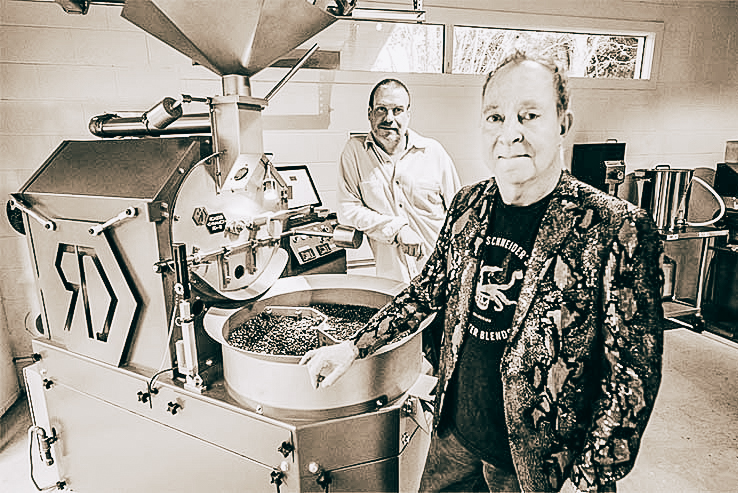 Who founded the roastery?
